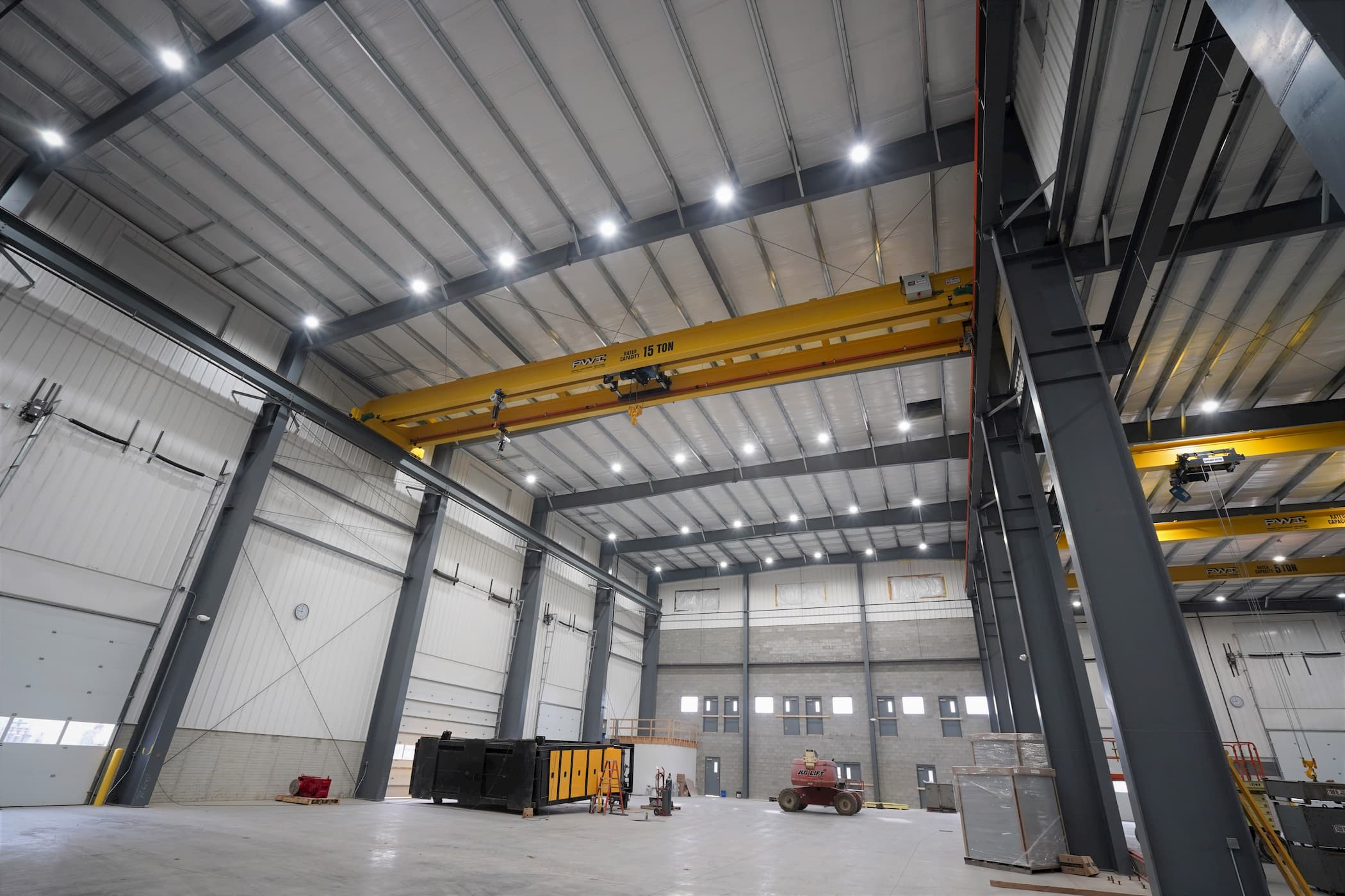 15 Ton Overhead Bridge Crane