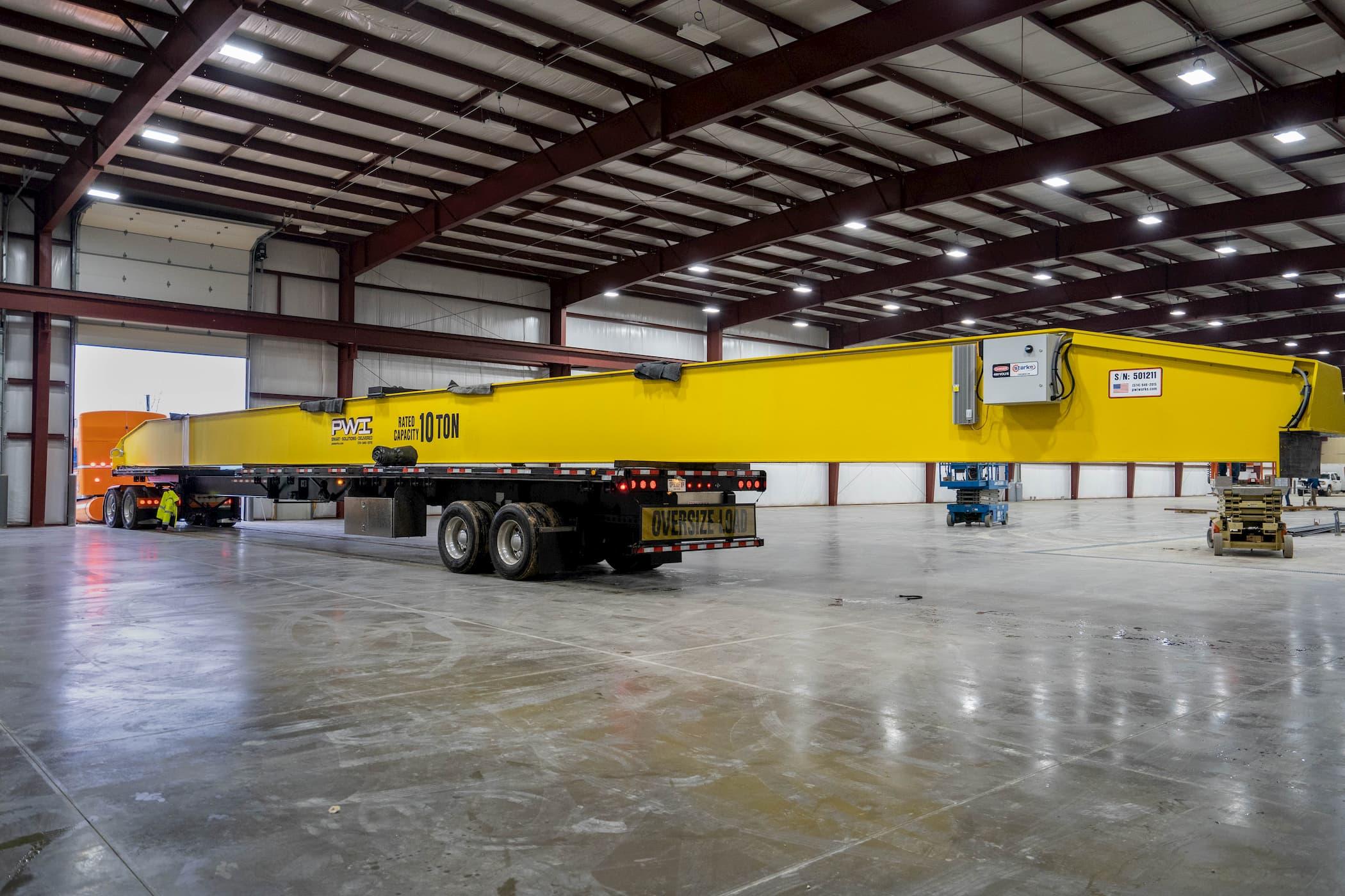 Box Girder Crane