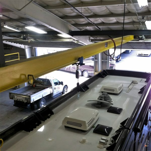 Fall Protection System Beam