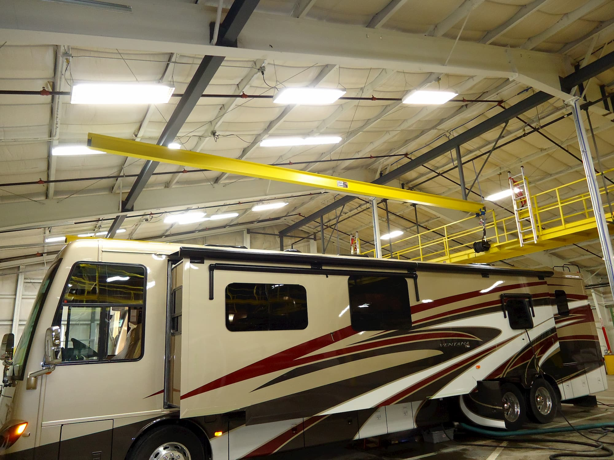 Fall Protection System (Beam Style)