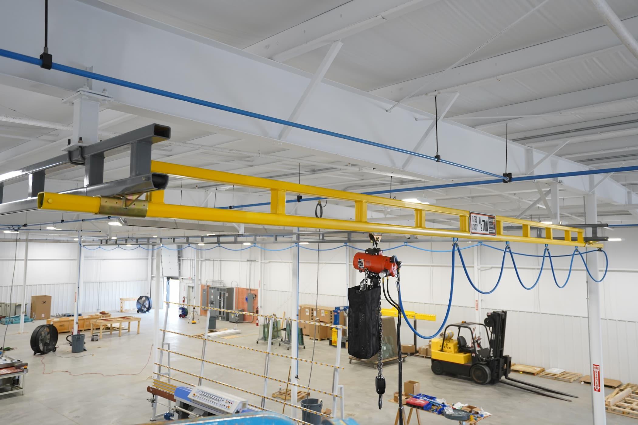 Half Ton Workstation Crane