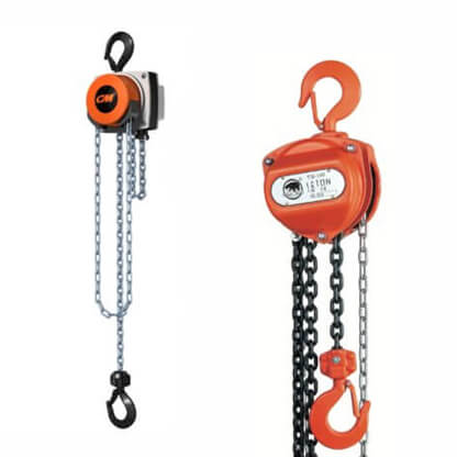 Hand Chain Hosts