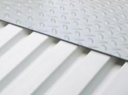 PWI Mezzanine Flooring Tread Plate