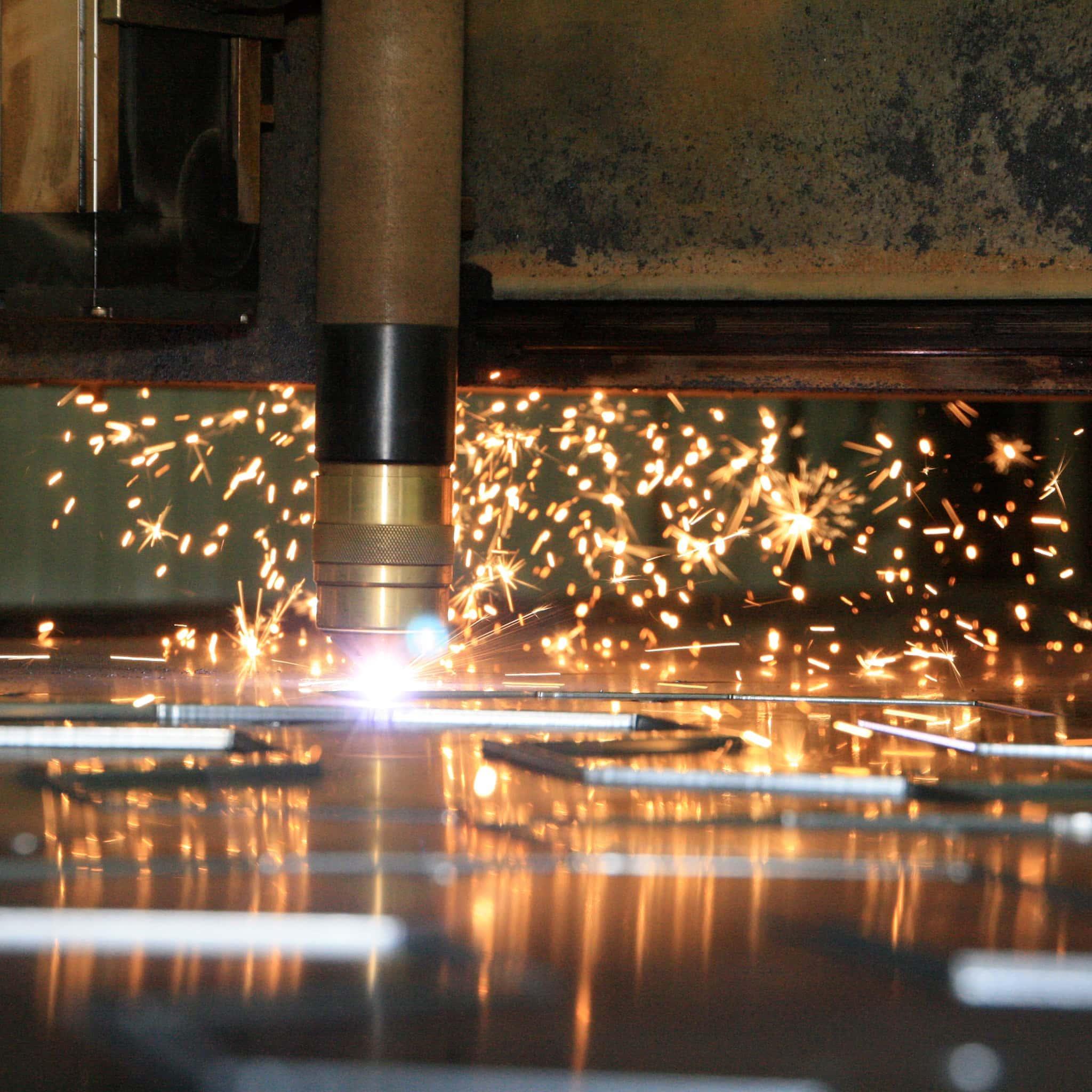 CNC Steel Cutting