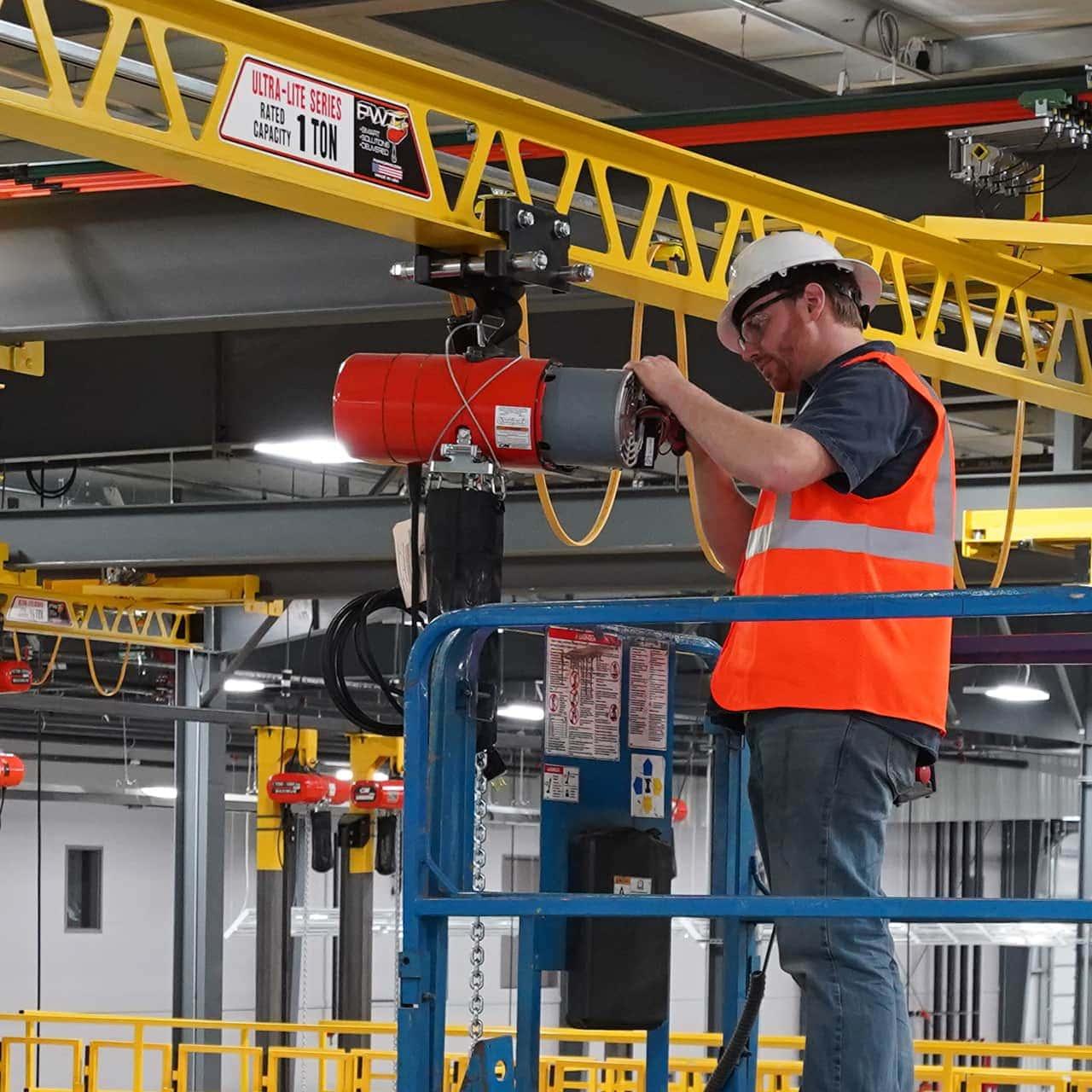 Overhead Crane Service & Inspections