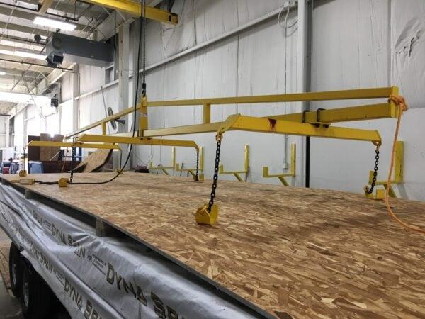 PWI Floor Lifter